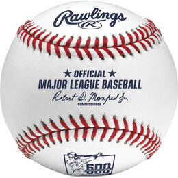 MLB 2017 Albert Pujols 600 Career Home Runs Baseball