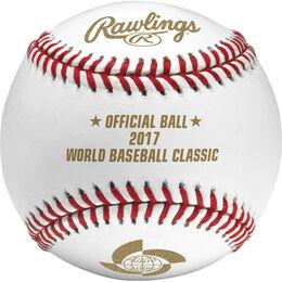 2017 World Baseball Classic Baseball