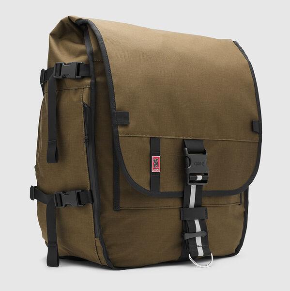Warsaw II Messenger Backpack