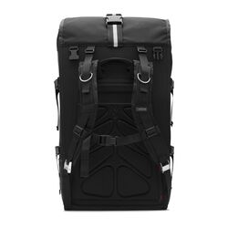 Barrage Pro Backpack in Black - small view.