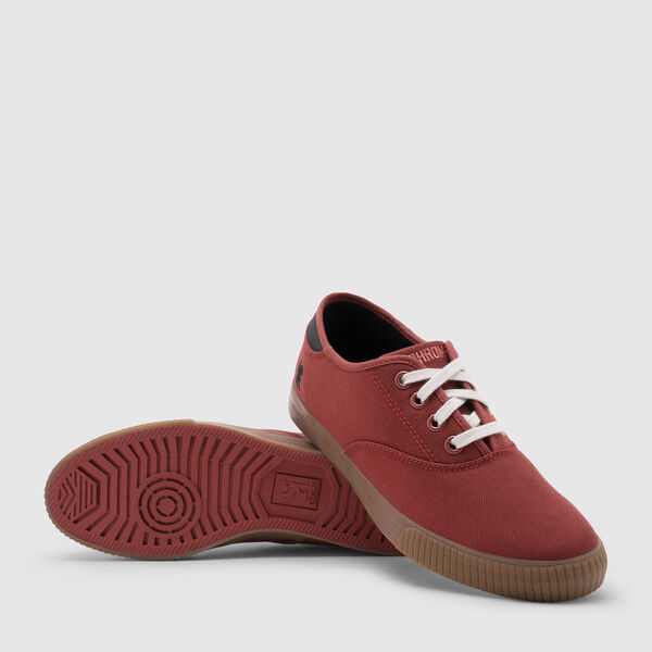Truk Bike Shoe in Brick / Gum - medium view.
