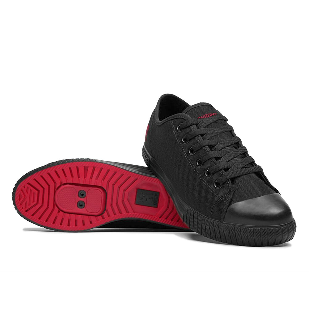 Kursk Pro 2.0 Bike Shoe in Black - large view.