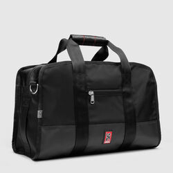 Small Duffle in Black - small view.
