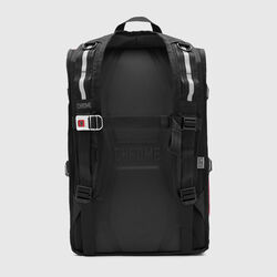 Cinelli Barrage Cargo Backpack in Cinelli Chrome - small view.