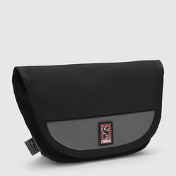 Hip Pouch in Black / Black - small view.