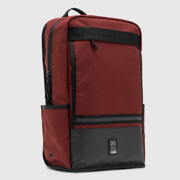 Hondo Backpack in Brick / Black - medium view.