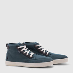 Peshka Sneaker in Indigo / Off White - small view.
