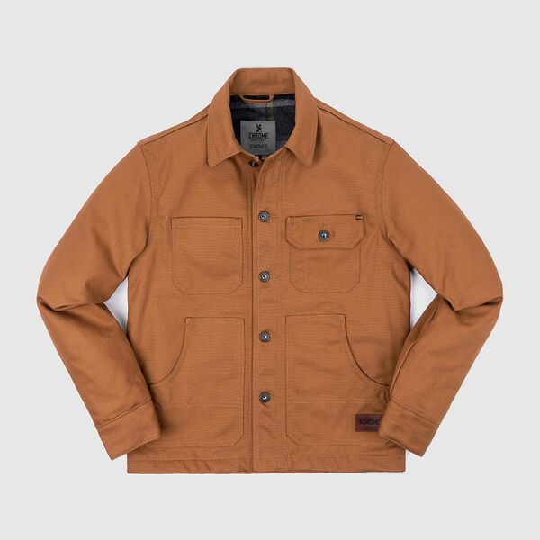 Lined Lombard Chore Coat