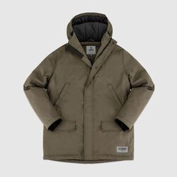 Barrow Parka in Birch - small view.
