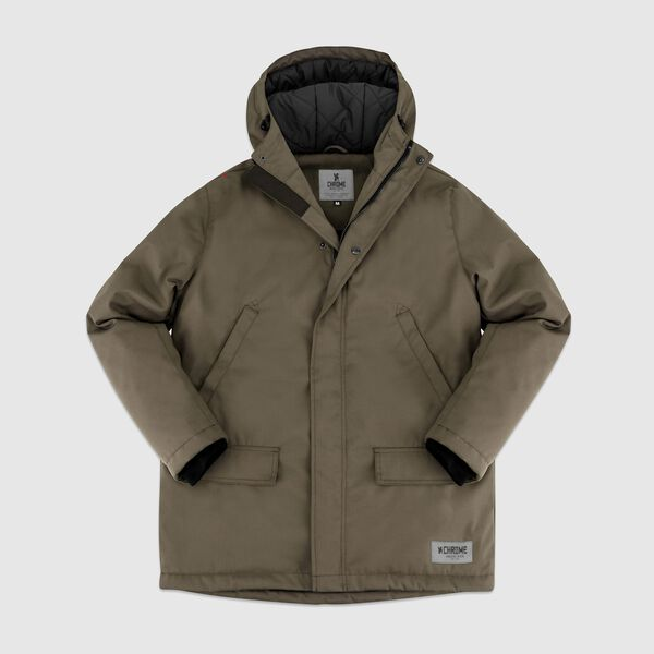 Barrow Parka in Birch - medium view.