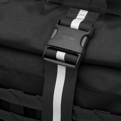 Night Barrage Cargo Backpack in Night / Black - small view.