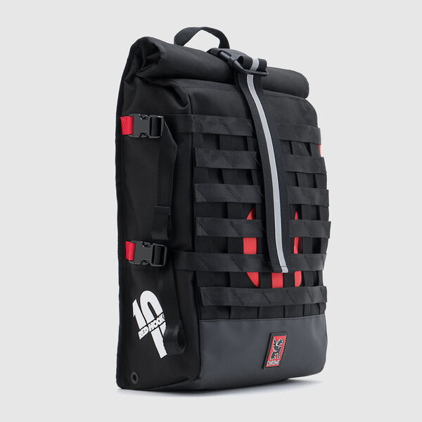 Barrage Cargo Backpack in Red Hook Crit - medium view.