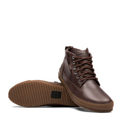 Storm 415 Workboot in Amber Leather / Gum - small view.