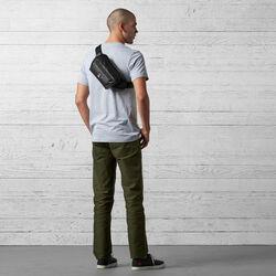 Niko Sling Messenger Bag in Black - wide-hi-res view.