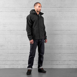Storm Cobra 2.0 Jacket in Black - wide-hi-res view.