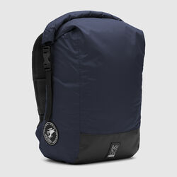 The Cardiel Orp Backpack in Navy / Black - small view.