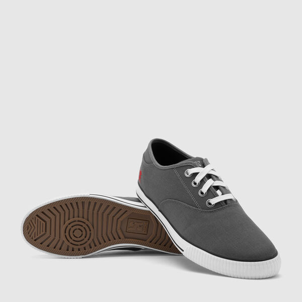 Truk Bike Shoe in Grey - medium view.
