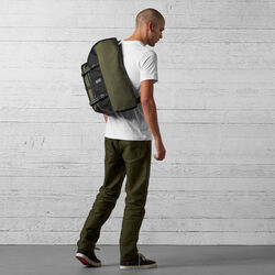 Citizen Messenger Bag in Ranger / Black - wide-hi-res view.