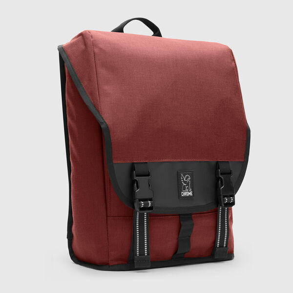 Soma Pack Backpack in Brick / Black - medium view.