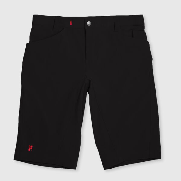 Union Short in Black - medium view.