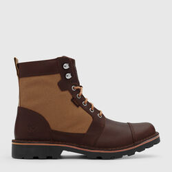 503 Combat Boot in Amber - small view.