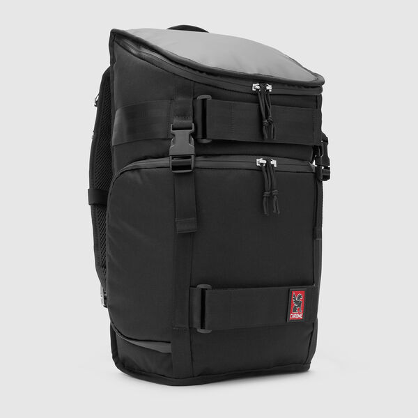 Niko Pack Backpack in Black - medium view.
