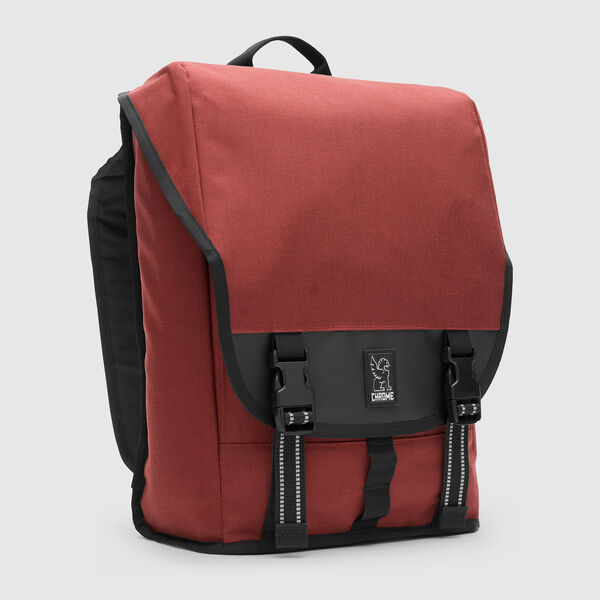 Soma Sling Messenger in Brick - medium view.