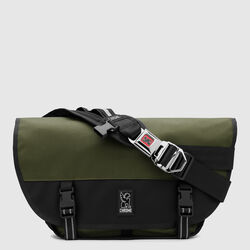 Mini Metro Messenger Bag in Ranger / Black - small view.
