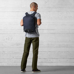 The Cardiel Orp Backpack in Navy / Black - wide-hi-res view.