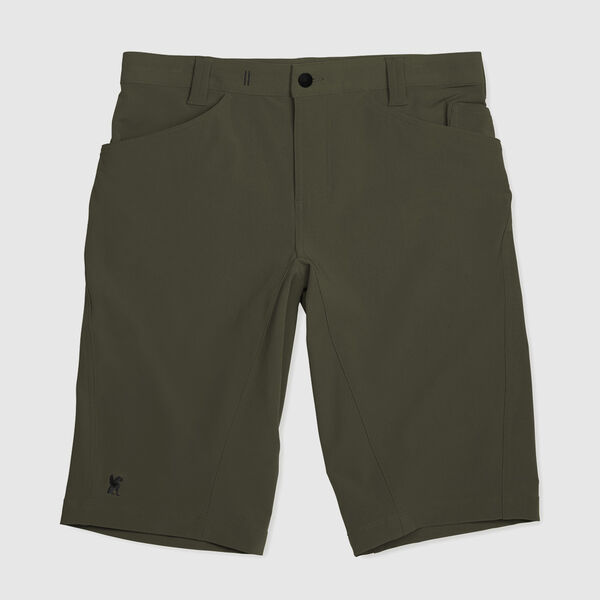 Union Short in Military Olive - medium view.