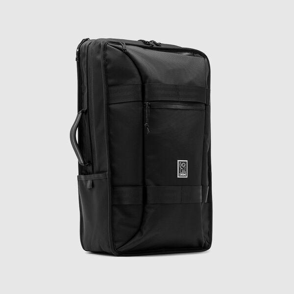 Hightower Backpack in All Black - medium view.