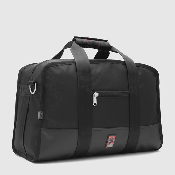 Medium Duffle in Black - medium view.
