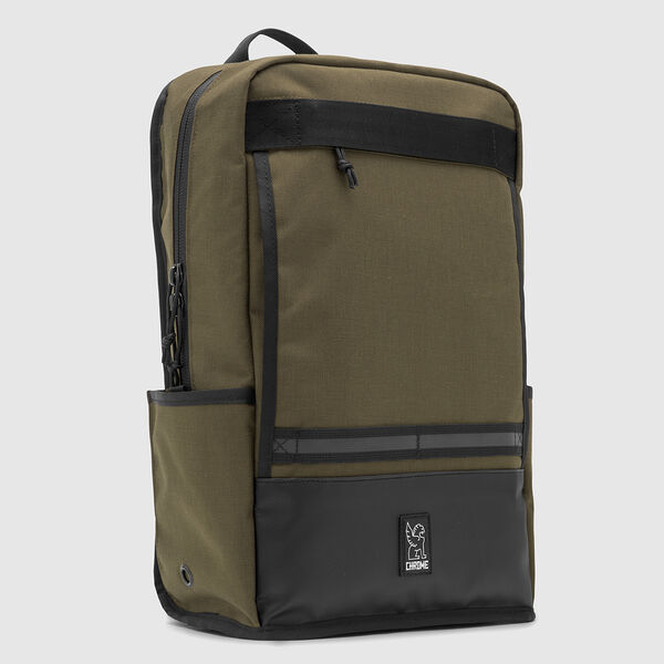 Hondo Backpack in Ranger / Black - medium view.