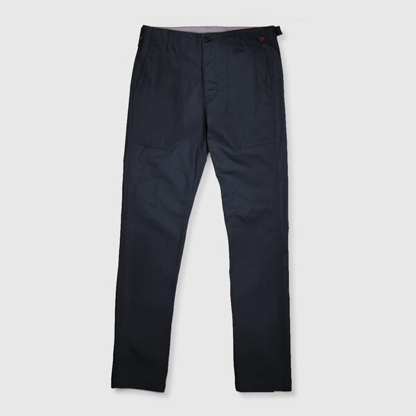 Battery Workpant in Midnight - medium view.