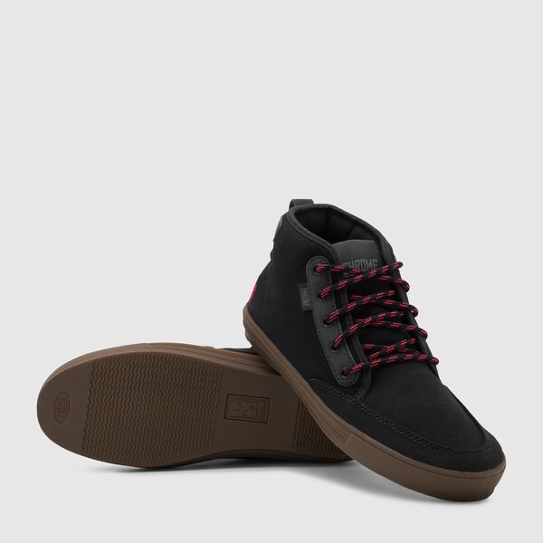 Peshka Sneaker in Black / Gum - medium view.