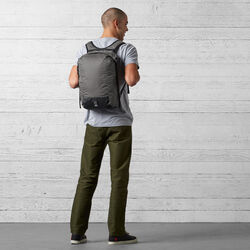 The Cardiel Orp Backpack in Dark Grey / Black - wide-hi-res view.