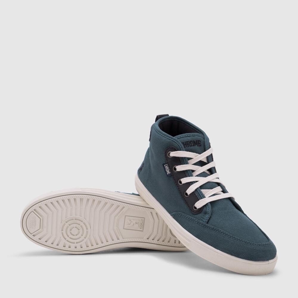 Peshka Sneaker in Indigo / Off White - large view.
