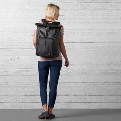 Night Yalta 2.0 Backpack in Night / Black - wide-hi-res view.