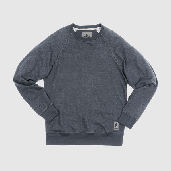 Essex Custom Crewneck Sweatshirt 2.0 in Charcoal Heather - medium view.