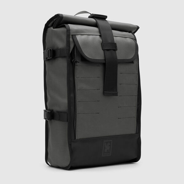 Moto Barrage Pocket Backpack in Moto - medium view.