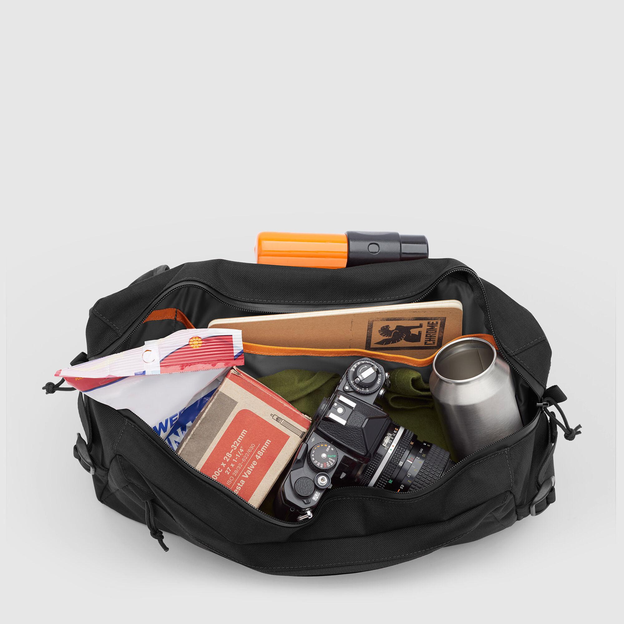 Kadet Nylon Messenger Bag - A Bag Built for the City