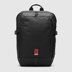 Rostov Backpack in Black - small view.