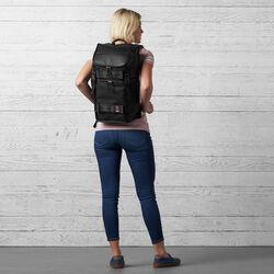 Niko Pack Backpack in Black - wide-hi-res view.