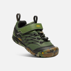 Little Kids' Chandler CNX in Crushed Bronze Green - small view.