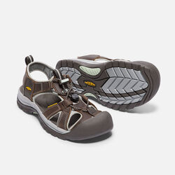 Women's Venice in Black Olive/Surf Spray - small view.