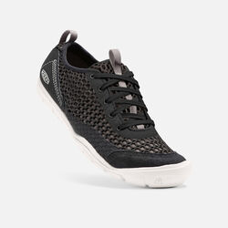 Women's Mercer Lace II CNX in Black/Gargoyle - small view.