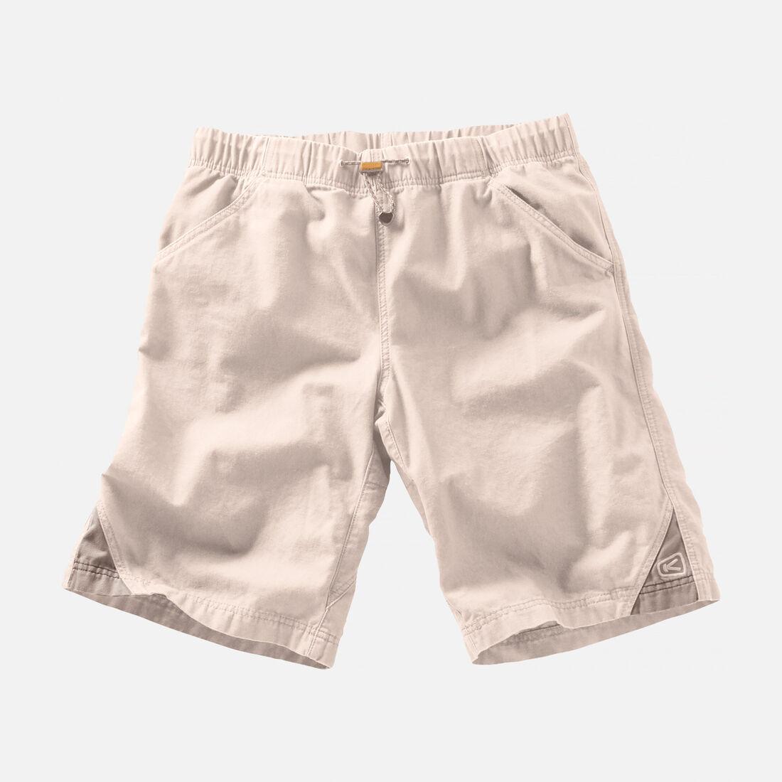 Men's Slacker Short in Stone/Khaki - large view.