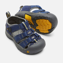 Toddlers' Newport H2 in Blue Depths/Gargoyle - small view.