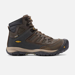 Men's Tucson Mid (Steel Toe) in Black Olive/Burnt Olive - small view.