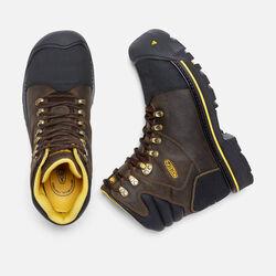 "Men's Milwaukee 6"" (Steel Toe) in Slate Black - small view."